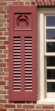 shutterstile introduces shutters with interchangeable cutouts